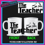 THE TEACHER SCHOOL MUG